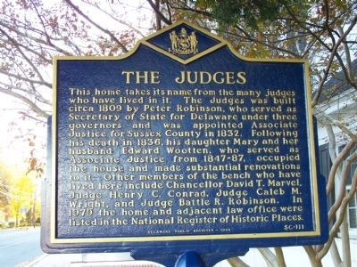 The Judges Marker image. Click for full size.