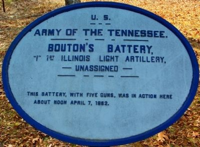 Bouton's Battery Marker image. Click for full size.