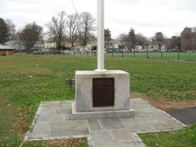 Michael F. Lione Memorial Park Marker image. Click for full size.