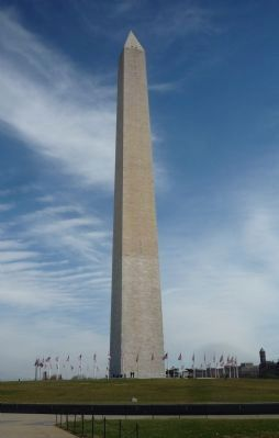 The Washington Monument Photo, Click for full size