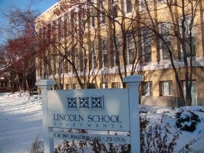Lincoln School image. Click for full size.