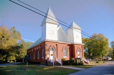 Historic Springfield Baptist Church image. Click for full size.