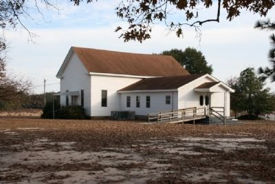 Elam Primitive Baptist Church image. Click for full size.