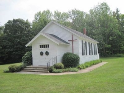 Jacksonport United Methodist Church Photo, Click for full size