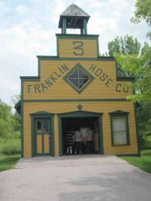 Franklin Hose Company image. Click for full size.