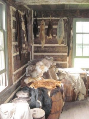 Fur Trade Cabin image. Click for full size.