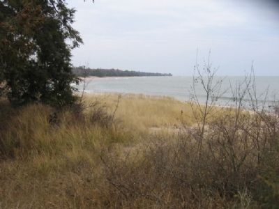 Portage Park Beach image. Click for full size.