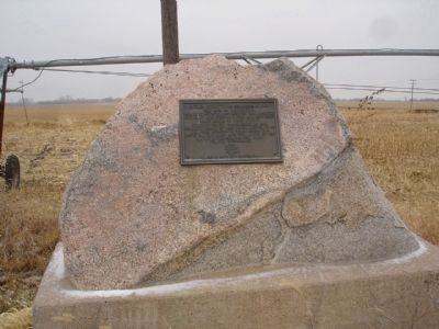 Shinn's Ferry Plaque image. Click for full size.