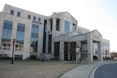 Etowah County Court House image. Click for full size.