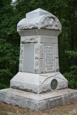 89th Ohio Infantry Marker Photo, Click for full size