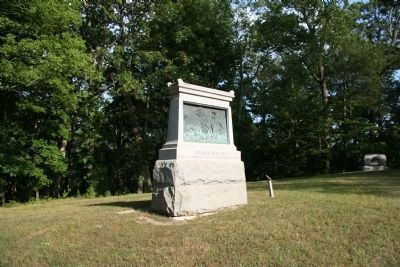 18th Ohio Infantry Marker Photo, Click for full size