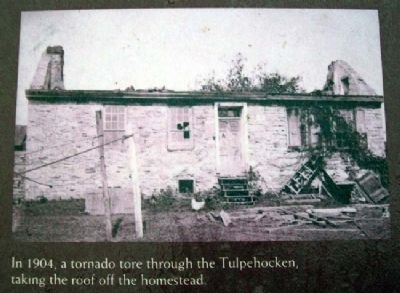 Tornado Photo on Weiser's House? Marker image. Click for full size.