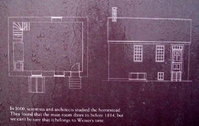 Drawing on Weiser's House? Marker image. Click for full size.