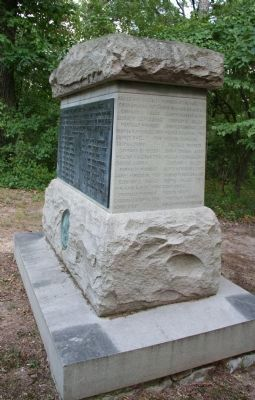 35th Ohio Infantry Marker image. Click for full size.