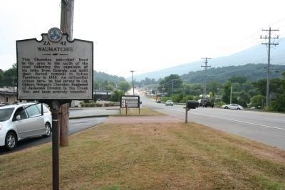 Wauhatchie Marker image. Click for full size.