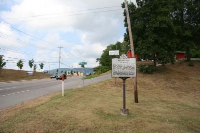 Wauhatchie Marker Photo, Click for full size