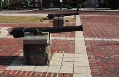 Court House Square Civil War Cannon on display Photo, Click for full size