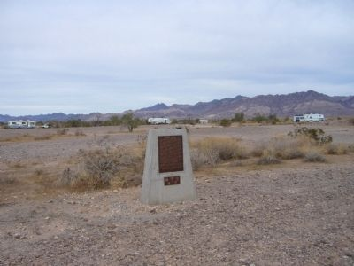 Desert Strike Marker image. Click for full size.