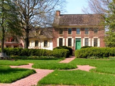 Dickinson House image. Click for full size.
