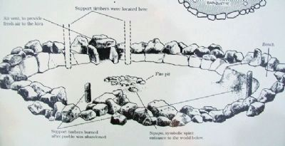 Large Kiva Detail on Marker image. Click for full size.