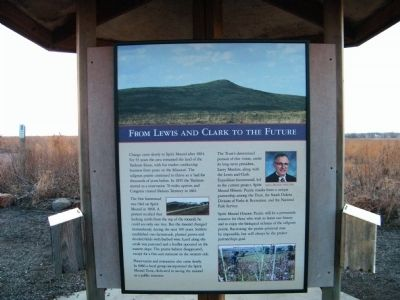 From Lewis and Clark to the Future Marker image. Click for full size.