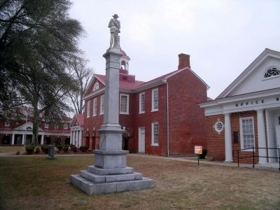 Sussex County Courthouse Photo, Click for full size