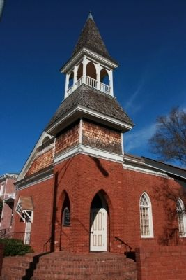 Auburn University Chapel Photo, Click for full size