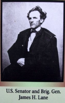 James Lane Photo on Marker image. Click for full size.