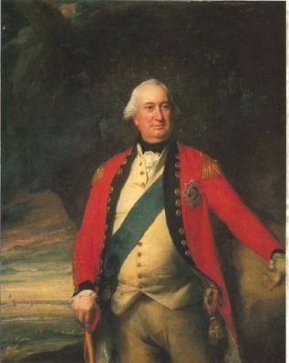 Lord Cornwallis image. Click for full size.