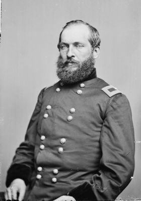 General James A. Garfield image. Click for full size.