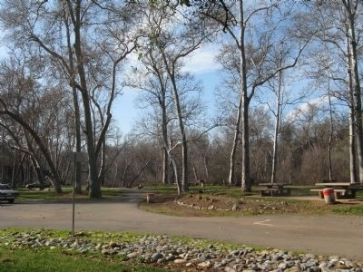 View of the Picnic Area from the Marker image. Click for full size.