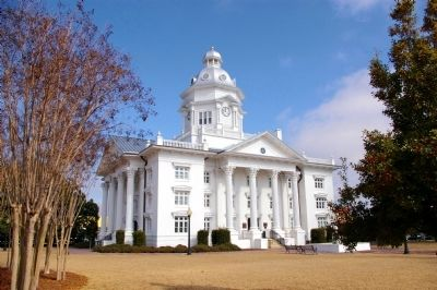 Colquitt County Courthouse image. Click for full size.
