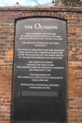 The Octagon Marker image. Click for full size.