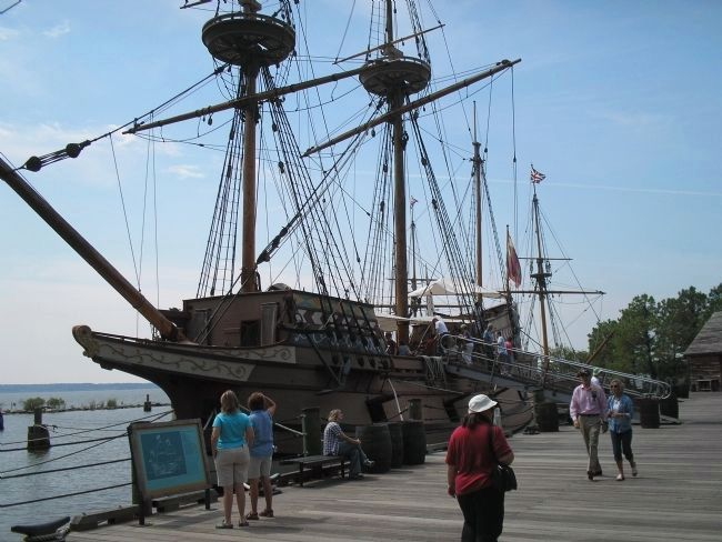 Susan Constant image. Click for full size.