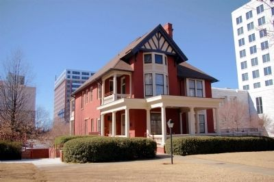 Margaret Mitchell House Photo, Click for full size