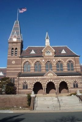 Chapel Hall, Gallaudet University Photo, Click for full size