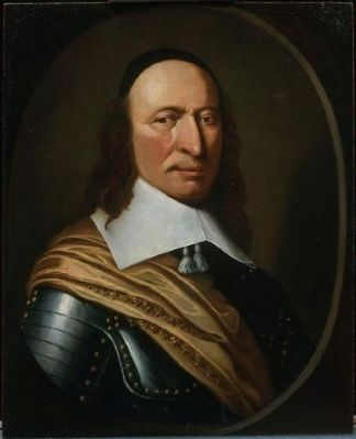 Peter Stuyvesant image. Click for full size.