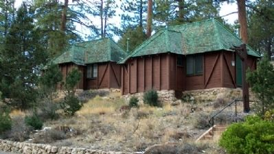 Bryce Canyon Lodge Cabins image. Click for full size.