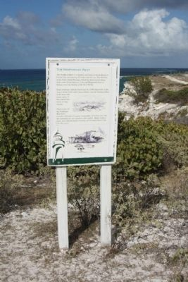 The Northeast Reef Marker image. Click for full size.