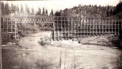Bear River Trestle Photo, Click for full size