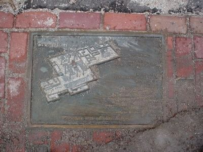 The Cocoanut Grove Marker image. Click for full size.