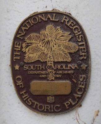 Philomathean Literary Society Hall (1859)<br>National Register Medallion Photo, Click for full size