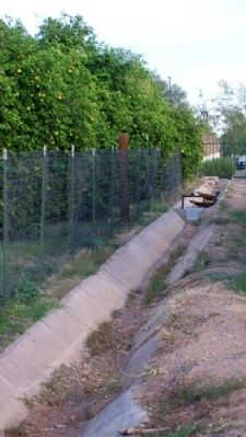Irrigation Ditch Photo, Click for full size