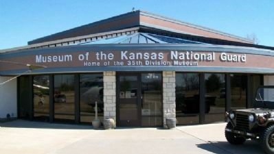 Museum of the Kansas National Guard image. Click for full size.