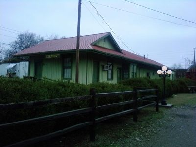 Elkmont depot Photo, Click for full size