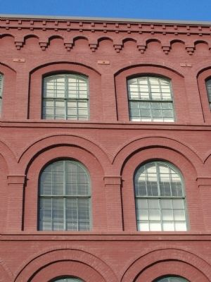 W & L E Gurley Building Window Detail Photo, Click for full size