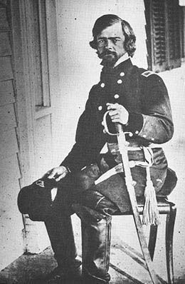 MGen Isaac Ingalls Stevens Photo, Click for full size