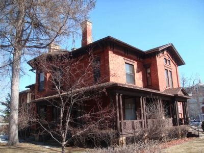 Breese J. Stevens House image. Click for full size.