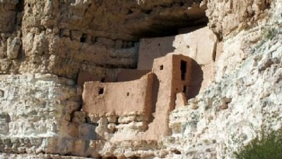 Montezuma Castle Photo, Click for full size