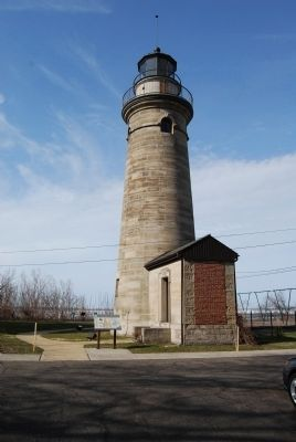 Erie Land Lighthouse image. Click for full size.